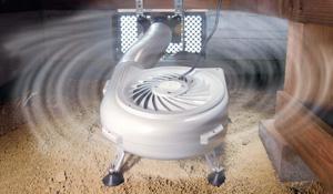 ブロア型換気扇