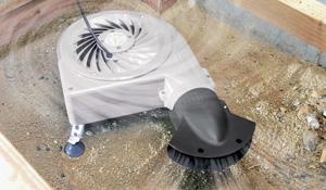 中継型送風機